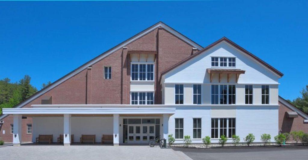 Proctor Academy Fieldhouse