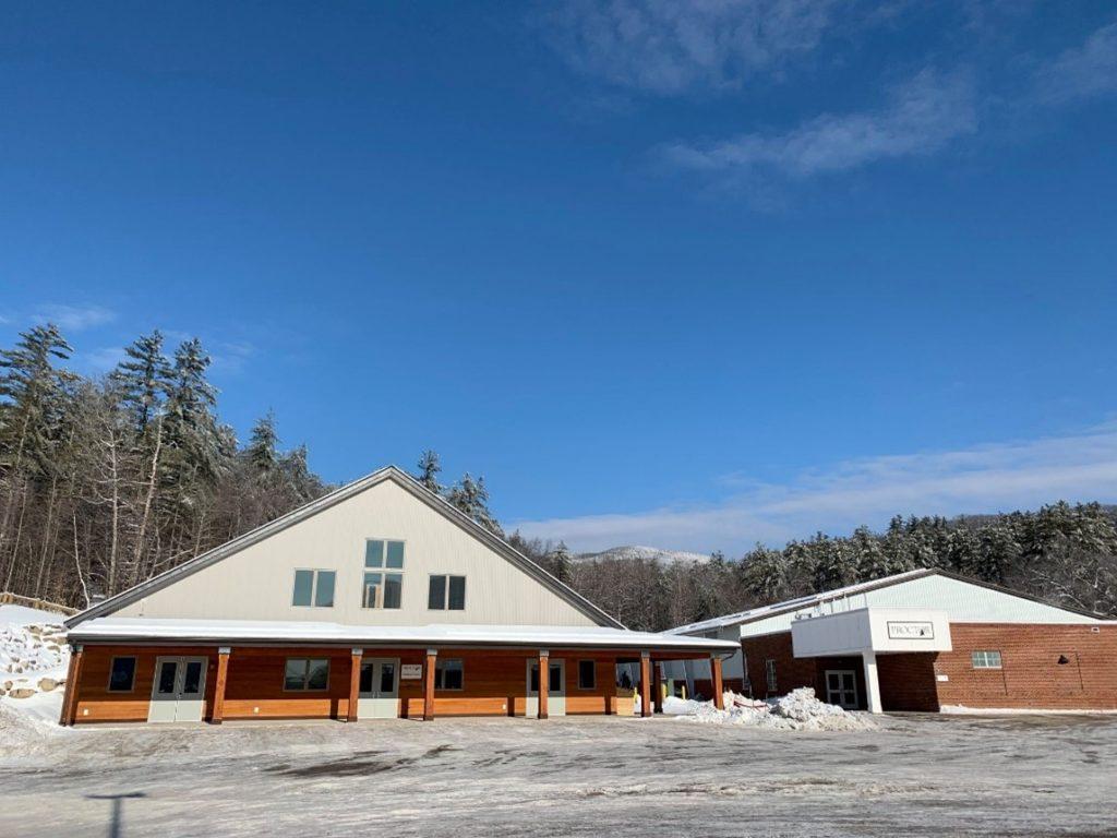 Proctor Academy Outdoor Center