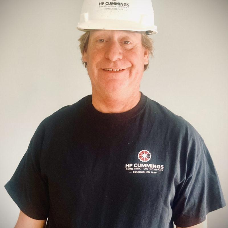 Portrait of Mike Venturo